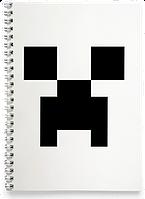 Блокнот Тетрадь Minecraft 4 (Игра)