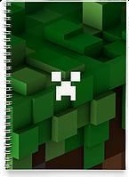 Блокнот Тетрадь Minecraft 5 (Игра)