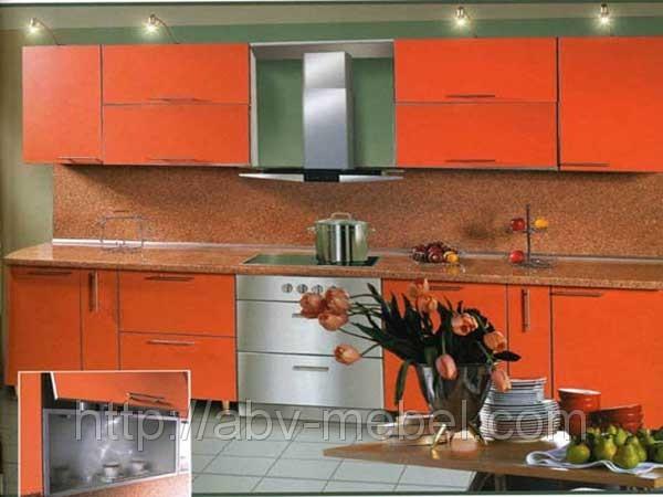 Кухня под заказ фасад ДСП