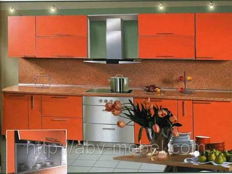 Кухня под заказ фасад ДСП, фото 2