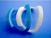 Роторасширитель для губ (белый, голубой)