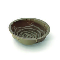 Форма для выпечки, силикон (роза)