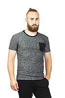 Мужская футболка F-407-2