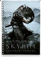 Блокнот Тетрадь The Elder Scrolls 5 Skyrim, №2 (Игра)