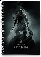 Блокнот Тетрадь The Elder Scrolls 5 Skyrim, №3 (Игра)
