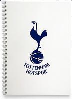 Блокнот Тетрадь Tottenham, Premier League (Футбол)