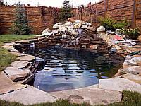 Водопады, пруды, озера и ручьи