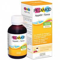 Сироп для восстановления аппетита и физического тонуса  Pediakid