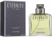 Мужская туалетная вода Calvin Klein Eternity for Men 200 мл edt Оригинал
