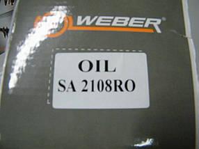 Амортизатор ВАЗ 2108, 2109, 21099, 2113, 2114, 2115, задней подвески 2108-2915004, Weber , фото 3