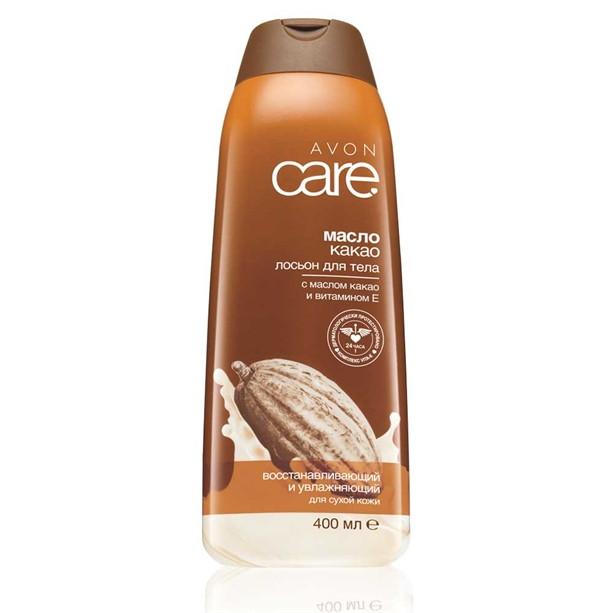 Восстанавливающий увлажняющий лосьон для тела с маслом какао и витамином Е Avon, Эйвон, Ейвон, 400 мл