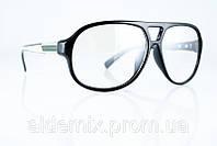Стильные мужские солнцезащитные очки новинка 2014 с прозрачной линзой, фото 1
