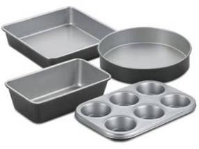 Форми для випічки з алюмінію