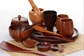 Дерев'яна посуд