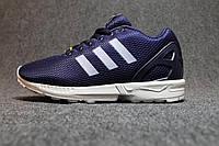 Кроссовки мужские Adidas Zx Flux фиолетовые