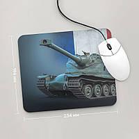 Коврик для мыши 234x194 AMX 50b, World Of Tanks (амх, Танки, танчики, WOT)