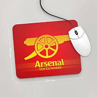 Коврик для мыши 234x194 Arsenal 1, Premier League (Футбол)