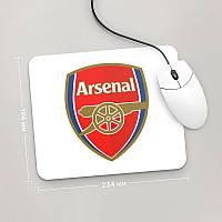 Коврик для мыши 234x194 Arsenal 2, Premier League (Футбол)