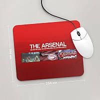 Коврик для мыши 234x194 Arsenal 3, Premier League (Футбол)