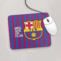 Коврик для мыши 234x194 Barcelona 1, La Liga (Футбол)