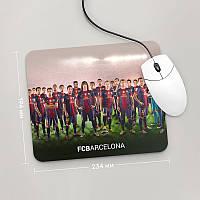 Коврик для мыши 234x194 Barcelona 3, La Liga (Футбол)
