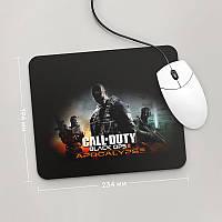 Коврик для мыши 234x194 Call of Duty, №2 (Игра)