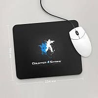 Коврик для мыши 234x194 Counter-Strike, №2 (Игра)