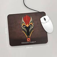 Коврик для мыши 234x194 Dragon Knight, Dota 2, #1 (драгон кинг, Дота 2, два)