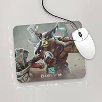 Коврик для мыши 234x194 Elder Titan, Dota 2, #2 (элдер титан, Дота 2, два)