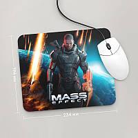 Коврик для мыши 234x194 Mass Effect, №1 (Игра)