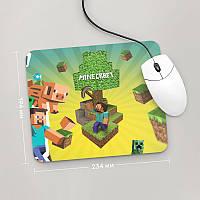 Коврик для мыши 234x194 Minecraft 1 (Игра)