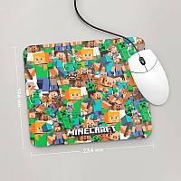 Коврик для мыши 234x194 Minecraft 2 (Игра)