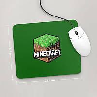Коврик для мыши 234x194 Minecraft 3 (Игра)