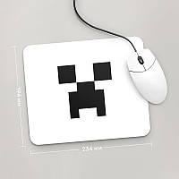 Коврик для мыши 234x194 Minecraft 4 (Игра)
