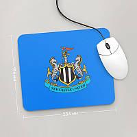 Коврик для мыши 234x194 Newcastle, Premier League (Футбол)