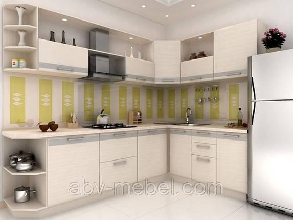 Кухня Адэль - Дуб Молочный вариант 5, фото 2