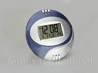 Часы электронные настенно-настольные KENKO KK 6870, многофункциональные часы, современные часы-будильник