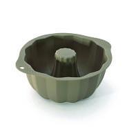 Форма для выпечки кекса, круглая, силикон