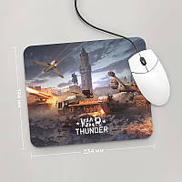 Коврик для мыши 234x194 War Thunder, №1 (Игра)