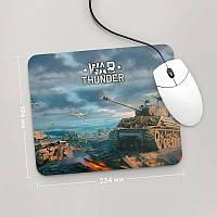 Коврик для мыши 234x194 War Thunder, №3 (Игра)