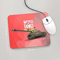 Коврик для мыши 234x194 ИС-7, World Of Tanks, №2 (Танки, танчики, WOT)