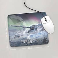 Коврик для мыши 234x194 Т110Е4, World Of Tanks (Танки, танчики, WOT)