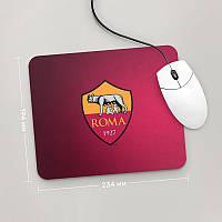 Коврик для мыши 234x194 Рома (Футбол)
