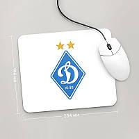 Коврик для мыши 234x194 ФК Динамо 6, УПЛ (Футбол)
