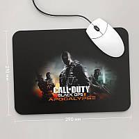 Коврик для мыши 290x210 Call of Duty, №2 (Игра)