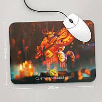 Коврик для мыши 290x210 Centaur Warrunner, Dota 2, #1 (Дота 2, два)