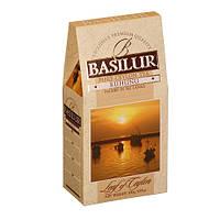 Чай черный Basilur коллекция Лист Цейлона Рухуну 100г