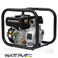 Мотопомпа для чистой воды HYUNDAI HY 50 (500 л/мин) (наличная/безналичная оплата)