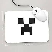 Коврик для мыши 290x210 Minecraft 4 (Игра)