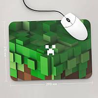 Коврик для мыши 290x210 Minecraft 5 (Игра)